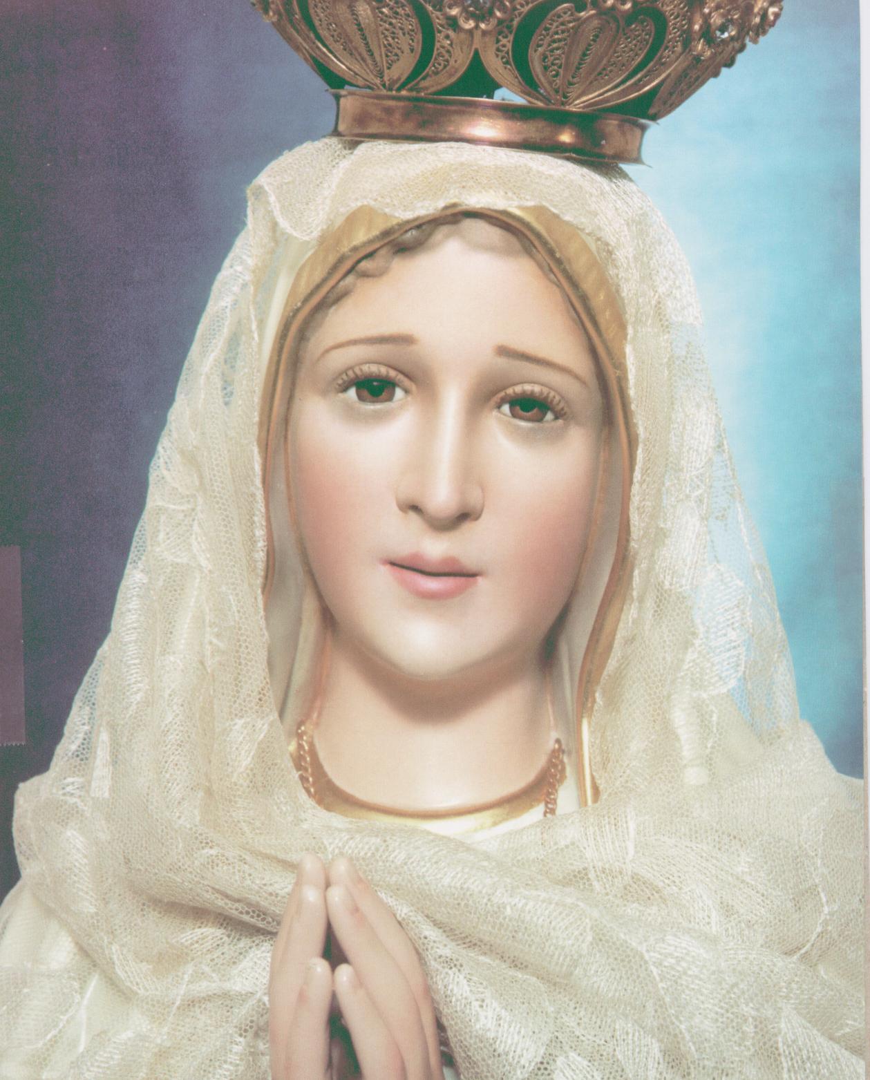 Virgen de Fátima - Wikipedia, la enciclopedia libre